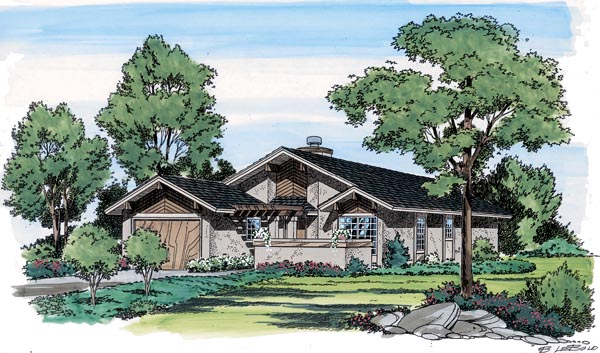 House Plan 10772