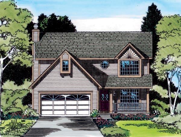 House Plan 20219