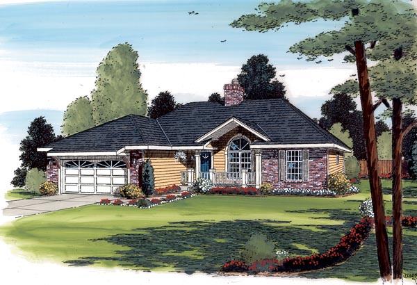 House Plan 20220