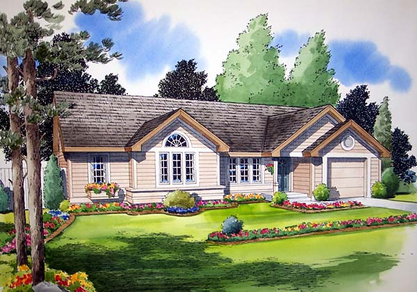 House Plan 24302