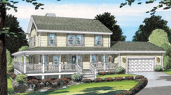 House Plan 24400