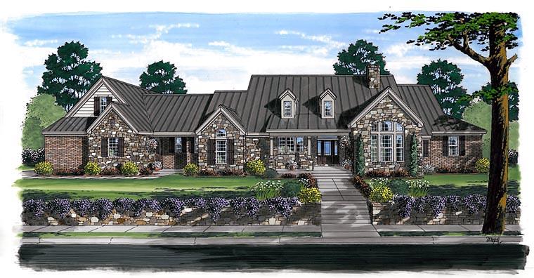 House Plan 30507