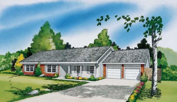 House Plan 34011