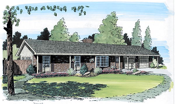 House Plan 34014