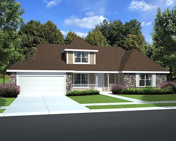 House Plan 34049