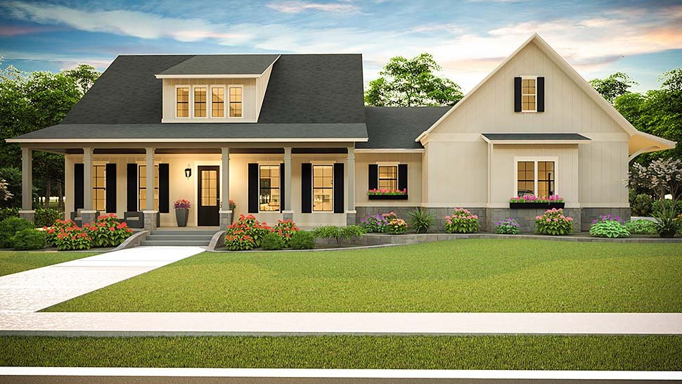 House Plan 40045