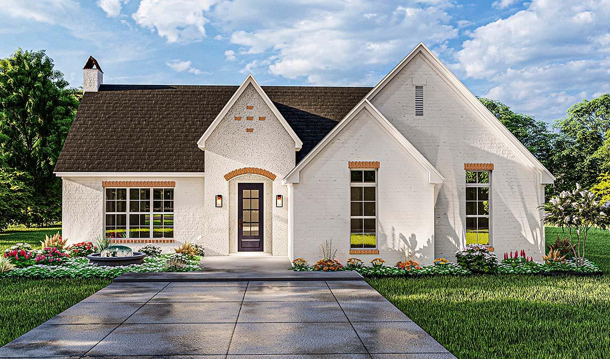 House Plan 40052