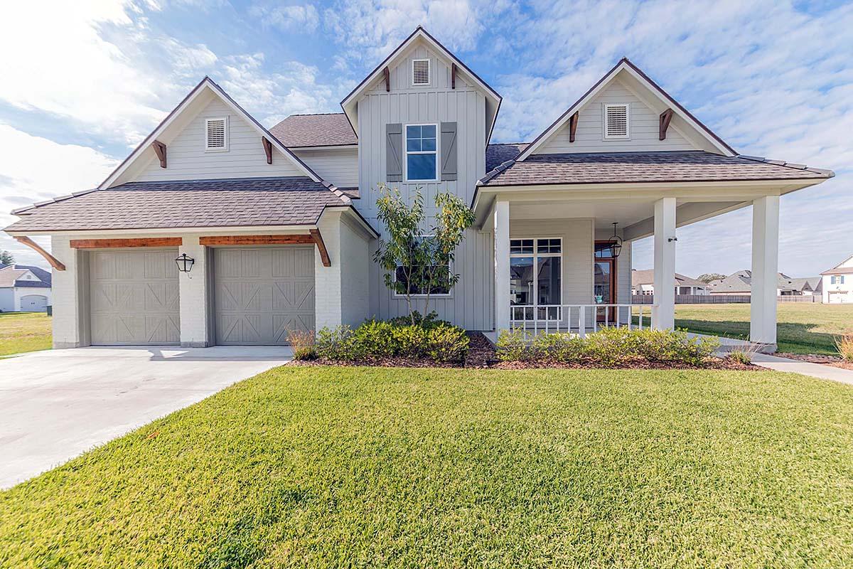 House Plan 40348