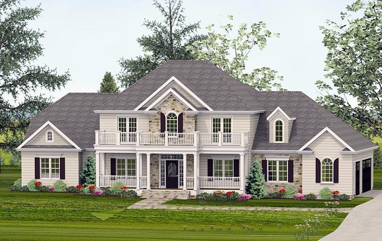 House Plan 40501