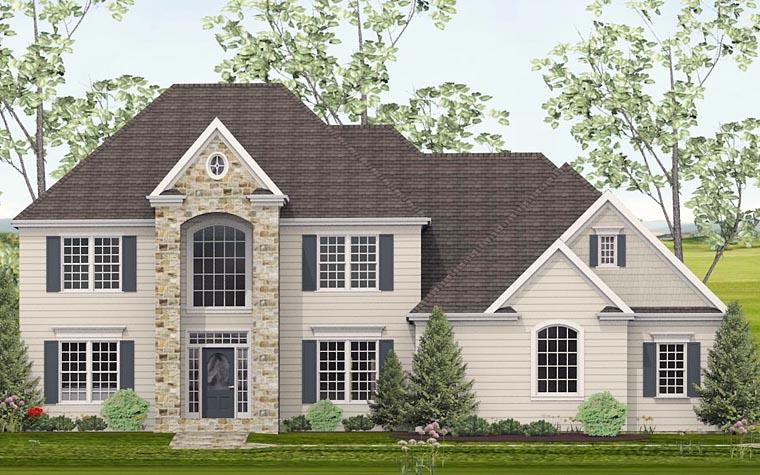 House Plan 40509