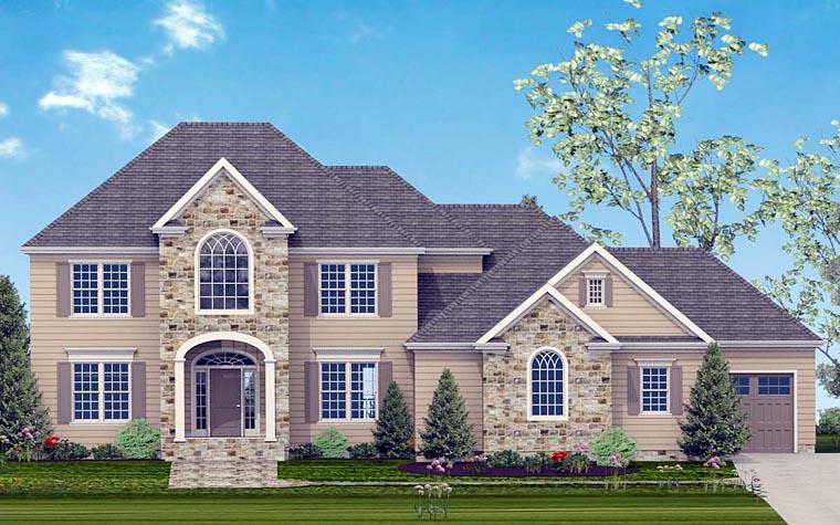 House Plan 40510