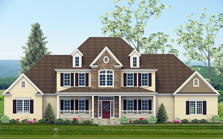 House Plan 40513