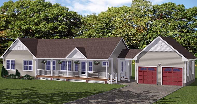 House Plan 40648