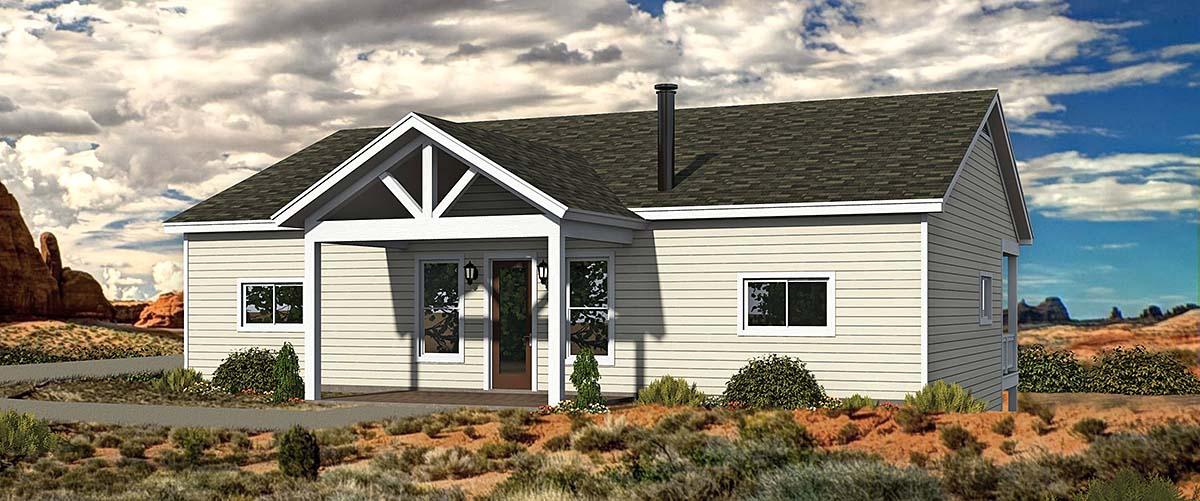 House Plan 40848