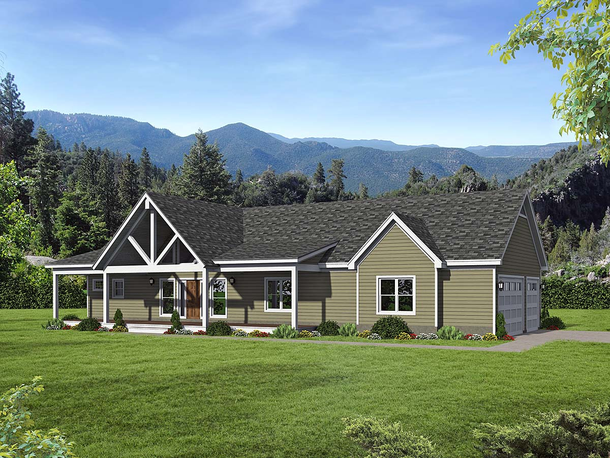 House Plan 40866