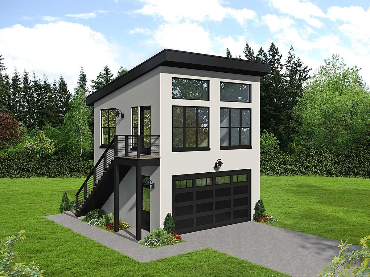 Garage Plan 40867