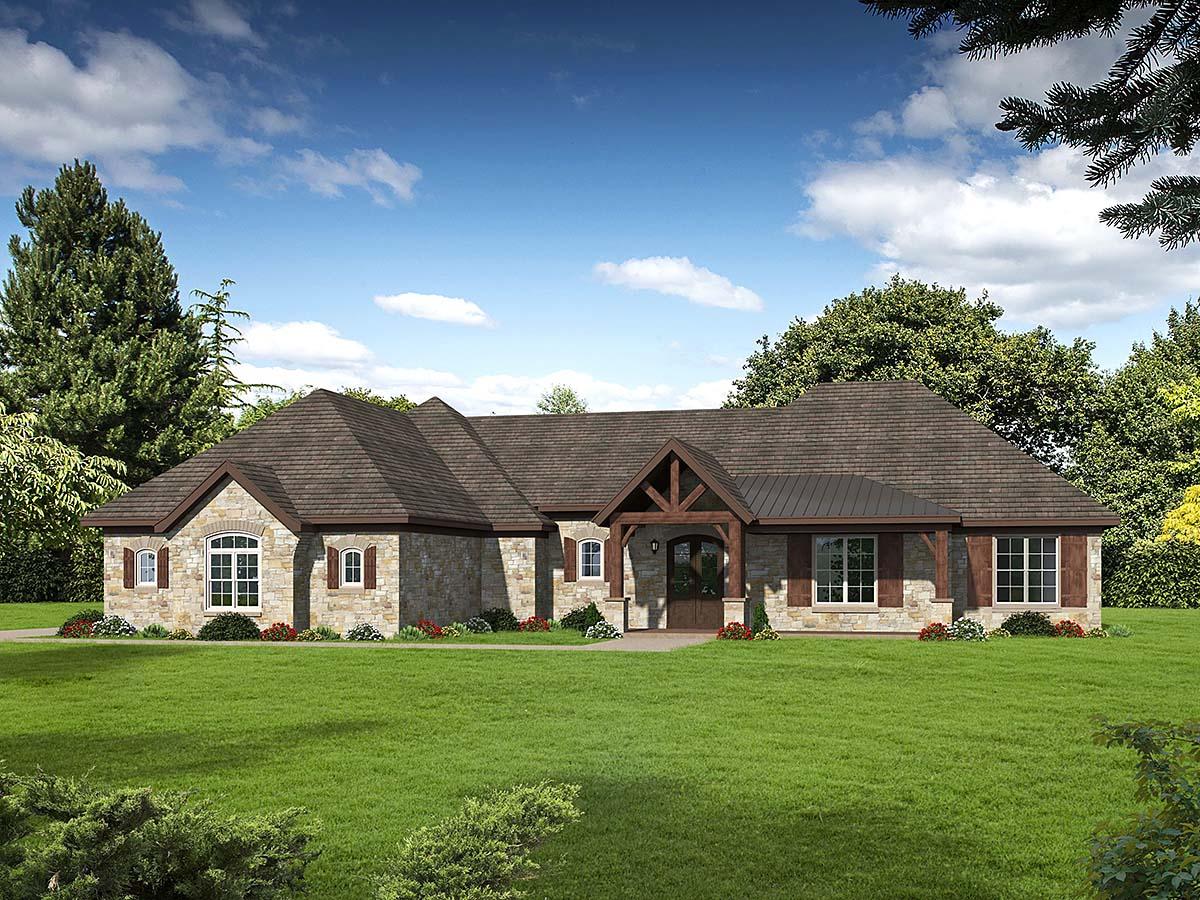 House Plan 40871
