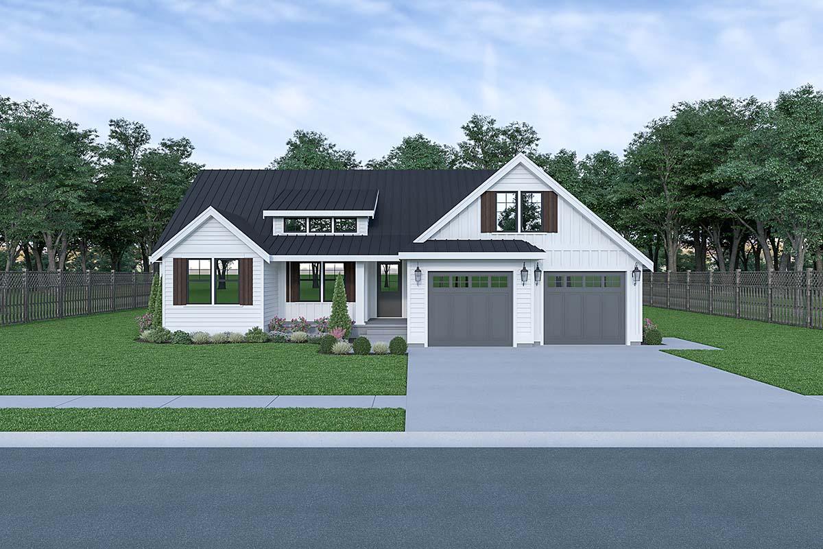 House Plan 40903