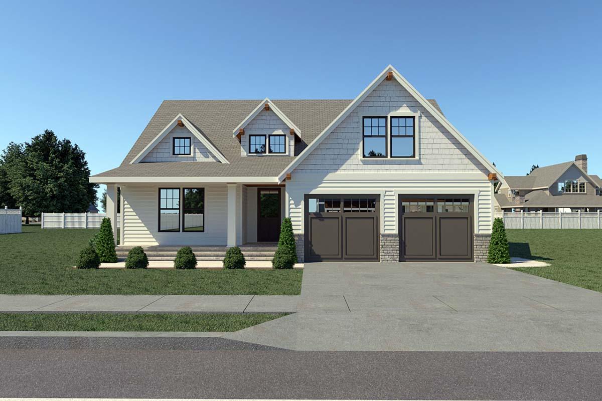 House Plan 40904