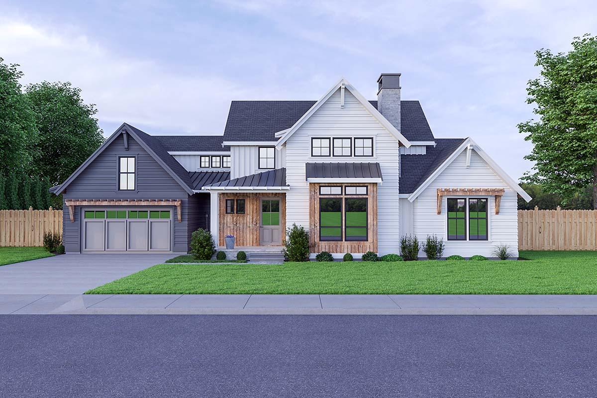 House Plan 40907