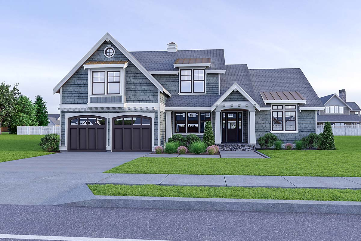House Plan 40912