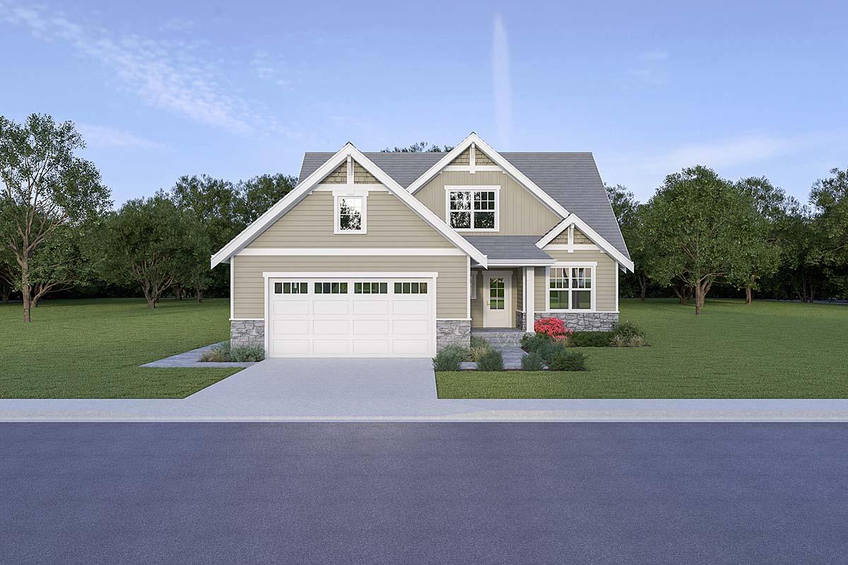 House Plan 40914