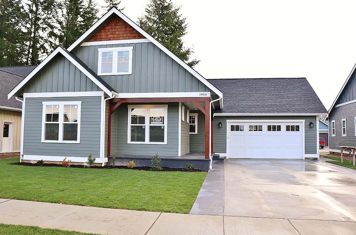 House Plan 40915