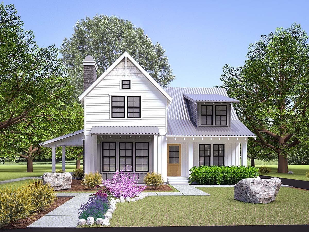 House Plan 40916