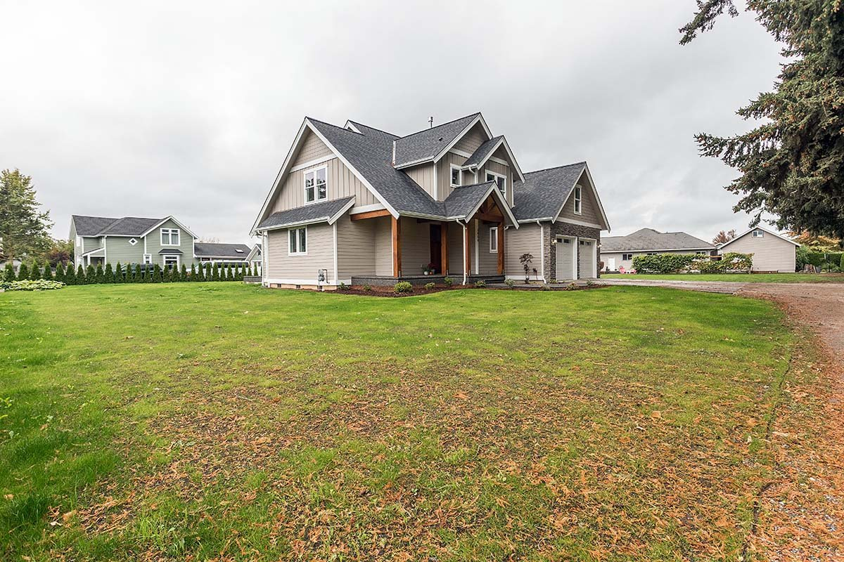 Country, Craftsman, Traditional House Plan 40917 with 4 Beds, 3 Baths, 2 Car Garage Picture 2