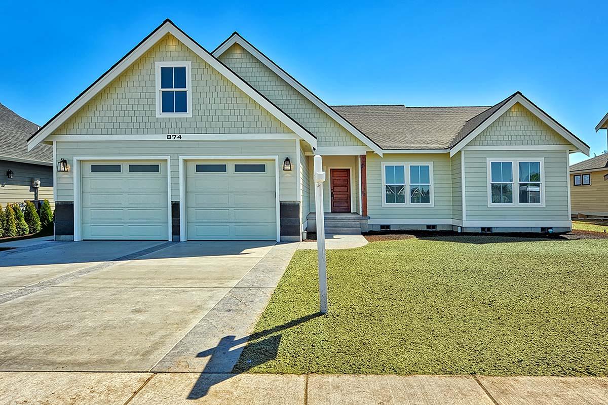 House Plan 40918