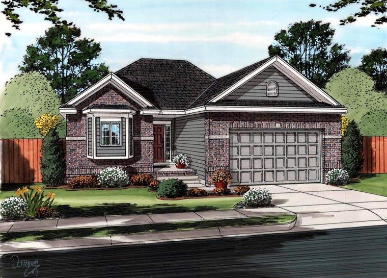 House Plan 41102