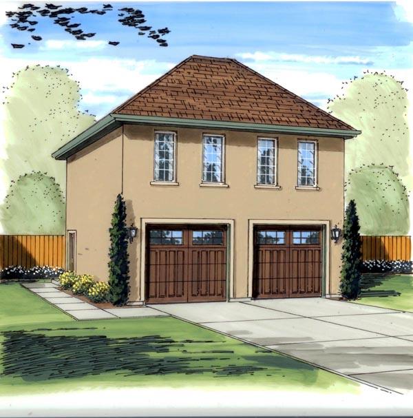 Garage Plan 41129