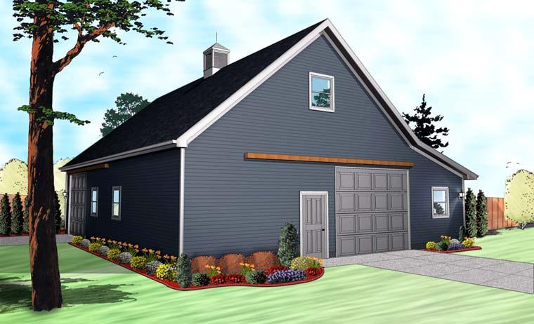 Garage Plan 41130