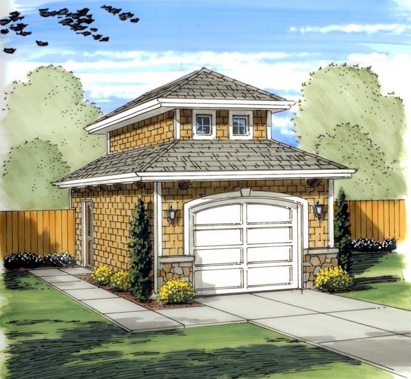 Garage Plan 41134