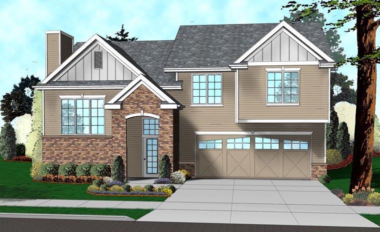 House Plan 41144