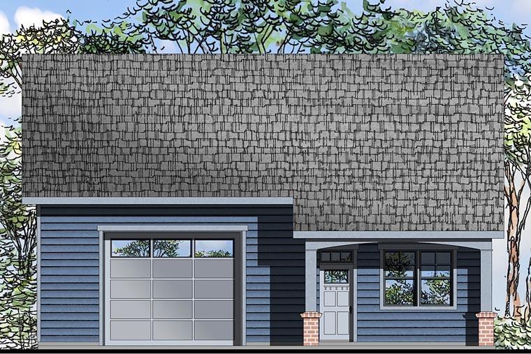 House Plan 41244