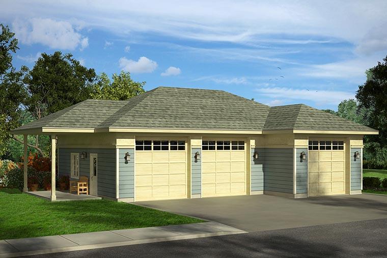 Garage Plan 41247