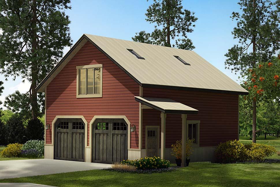 Garage Plan 41294