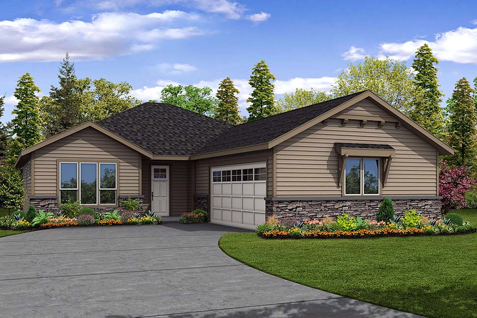 House Plan 41299