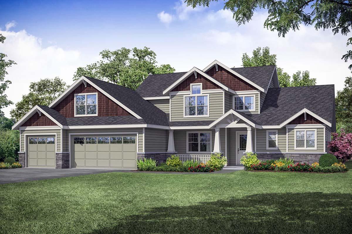House Plan 41355