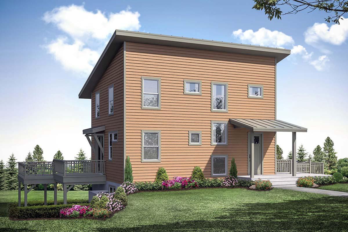 House Plan 41356