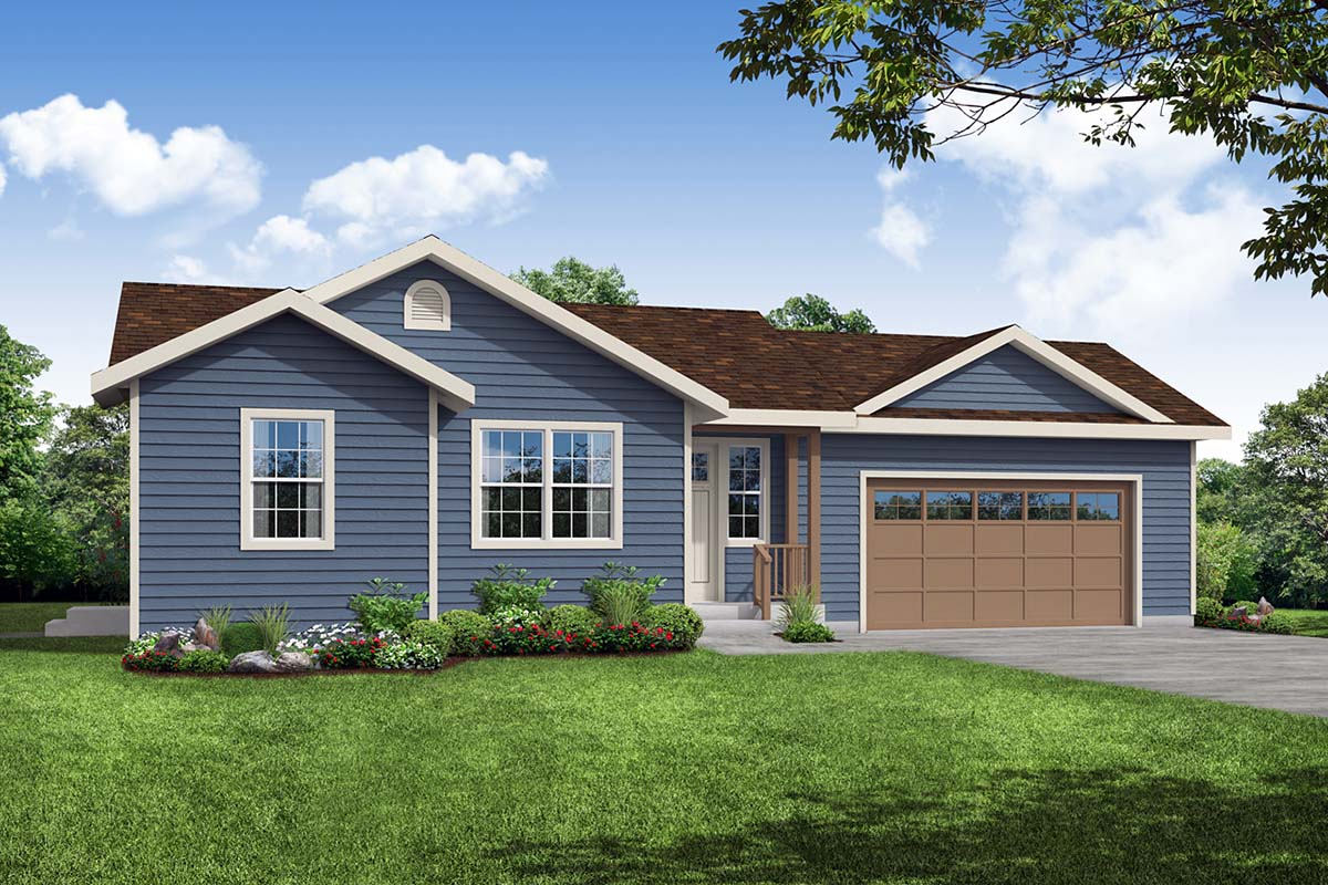 House Plan 41357