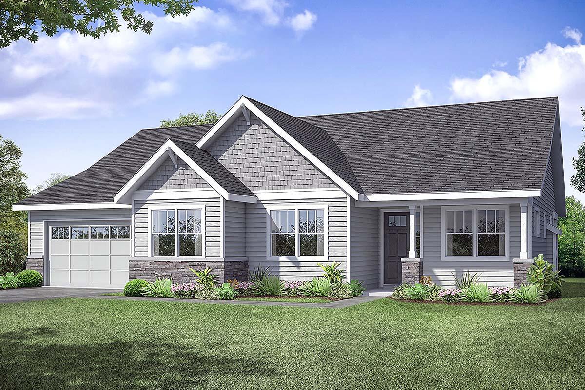 House Plan 41375