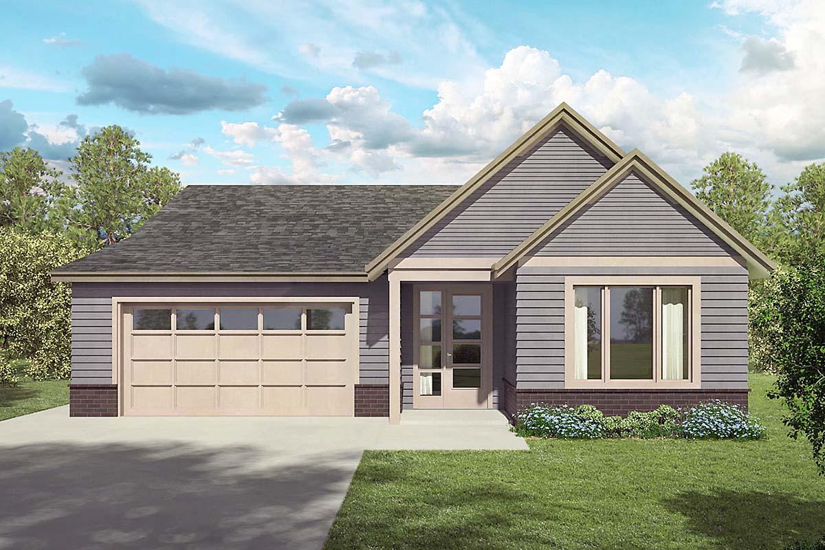 House Plan 41385