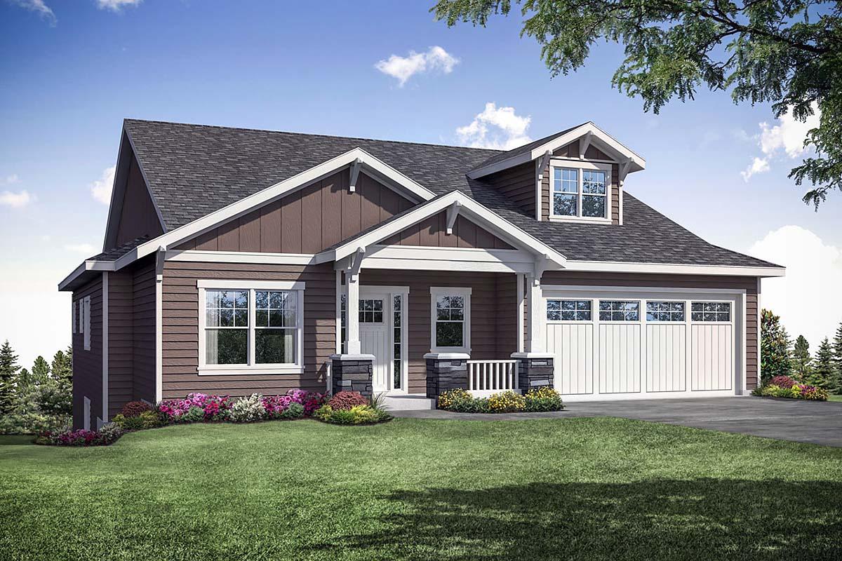 House Plan 41391