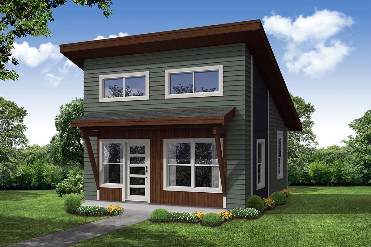 House Plan 41392