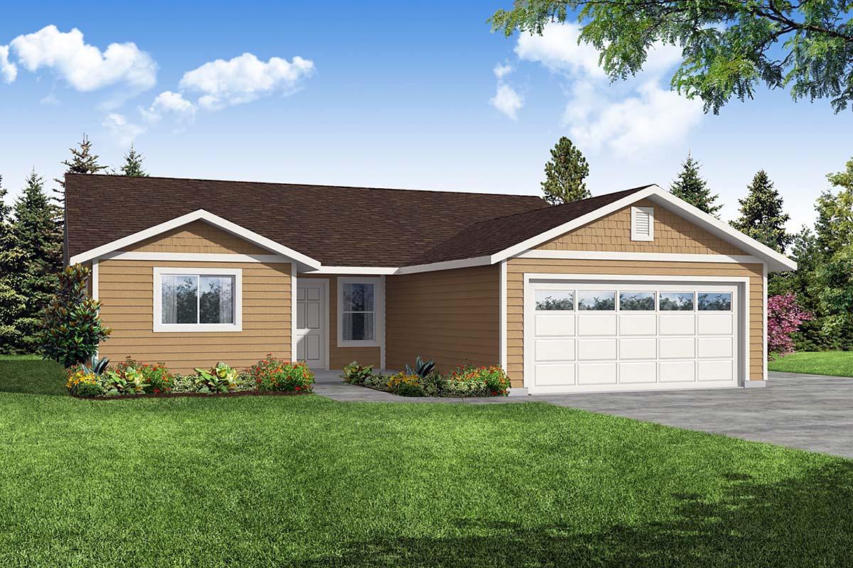 House Plan 41394