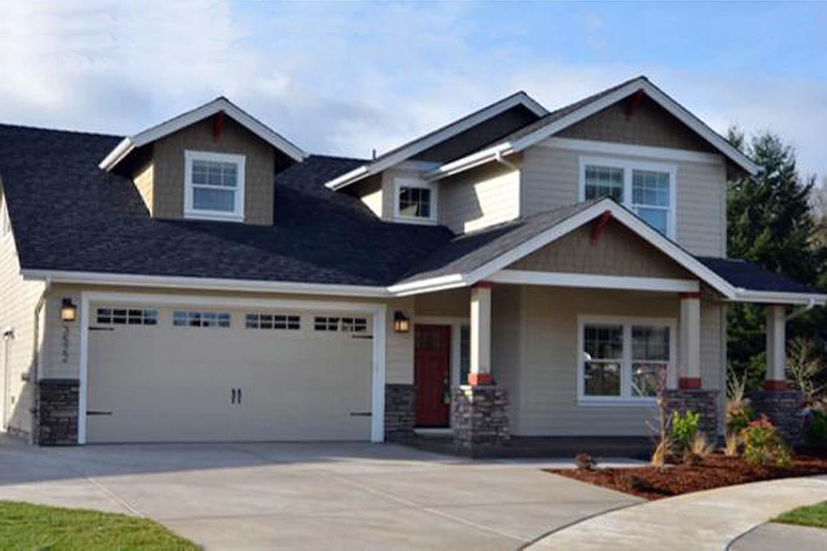House Plan 41397