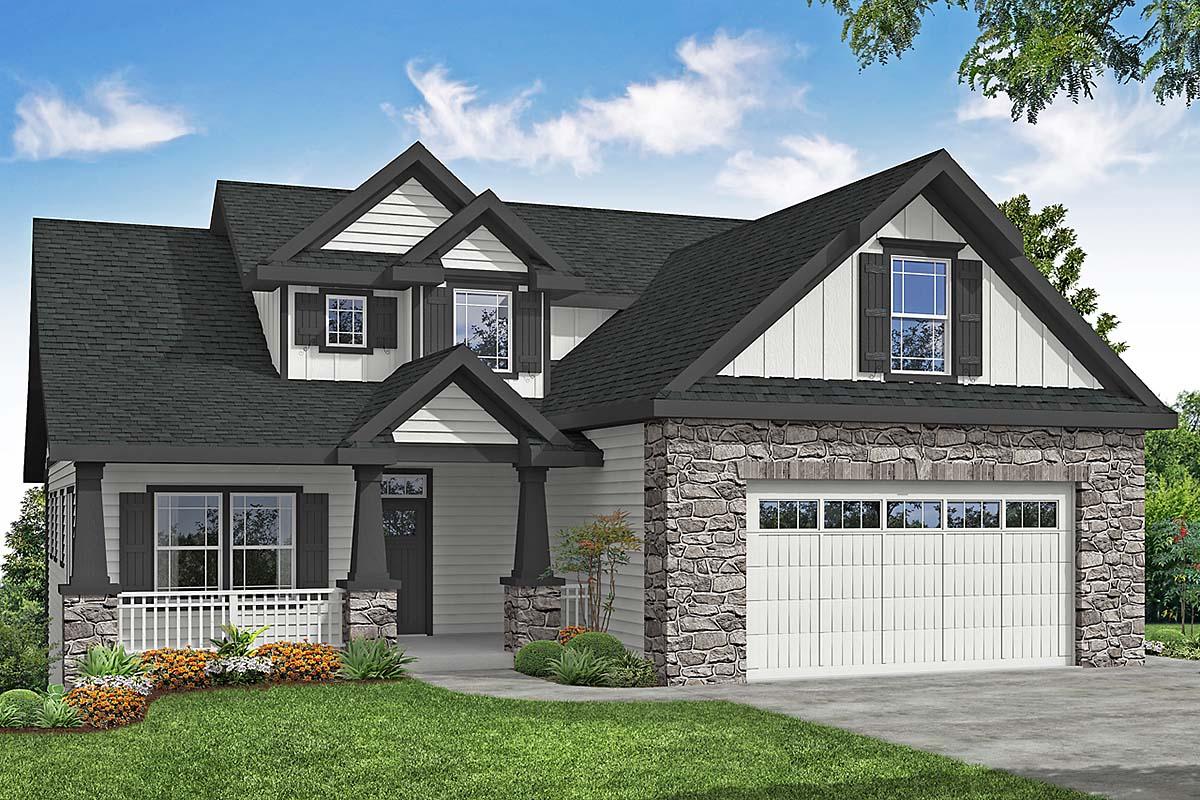 House Plan 41398
