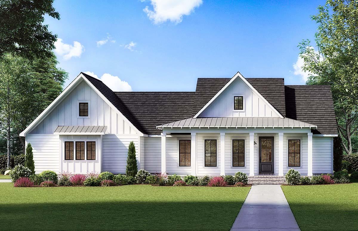 House Plan 41422
